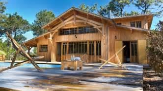maison en bois cap ferret id 233 es pour la
