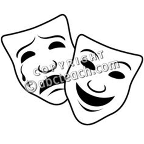1000 images about comedy and tragedy masks on pinterest
