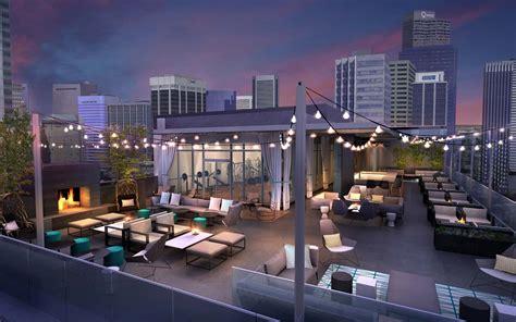 roof top bars denver denver hotels debut this summer recommend
