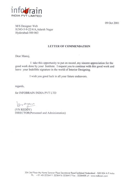 Letter In Subject Sle Letter Writing With Subject Reference Line Business Letter Formal Template Email Resume