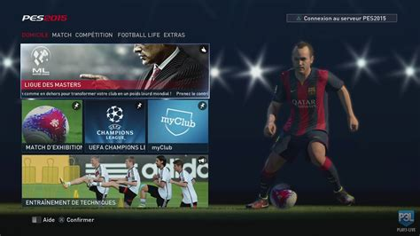 ps4 themes soccer image 31 pro evolution soccer 2015 sur ps4 xbox one ps3