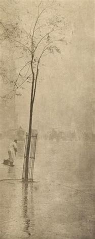 Alfred Stieglitz Showers by Showers The Cleaner New York By Alfred