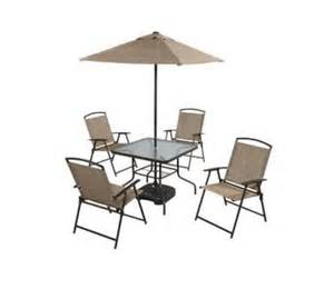 Patio Umbrella Fred Meyer 7 Patio Dining Set Just 99 Coupon Connections