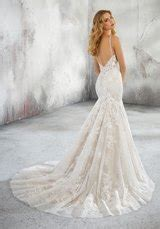 Dress   Mori Lee Bridal SPRING 2014 Collection: 2621