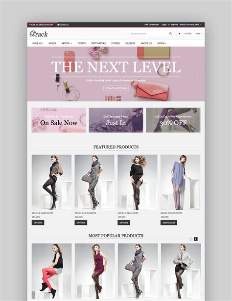 themeforest new themes 15 best bigcommerce themes new on themeforest 2017