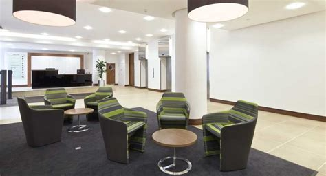 Sec Offices by Office Interior Design Berkshire Office