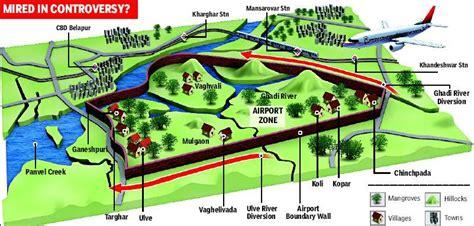 layout plan of navi mumbai airport twenty22 india on the move navi mumbai airport