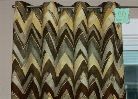 robert curtain hand made grommet curtain panels robert allen color field