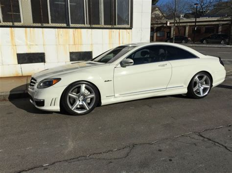 buy used 2009 mercedes benz cl class in richmond massachusetts united states for us 24 960 00