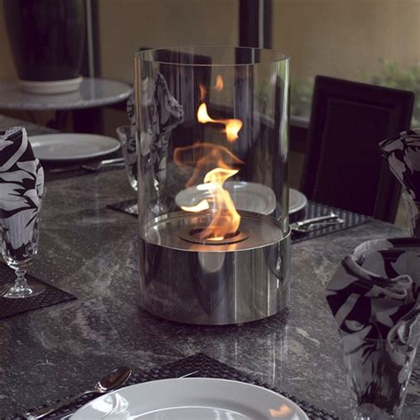 portable glass fireplace 12 cozy portable fireplace ideas for the modern home