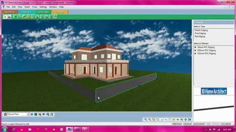 home design 3d windows 8 3d home architect design suite deluxe 8 youtube