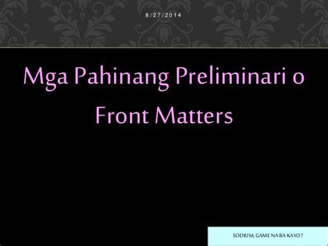 ano ang term paper o pamanahong papel basilntalclinic pamanahong papel o pananaliksik research paper