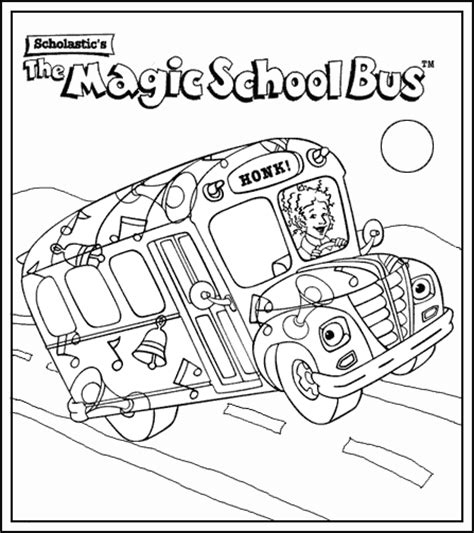 Scholastic Coloring Pages scholastic s the magic school color it in