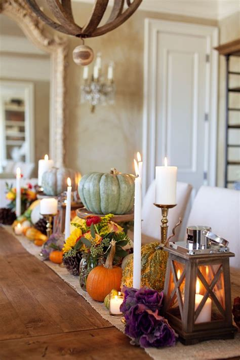 7 Gorgeous Thanksgiving Decor Items by 7 Stunning Thanksgiving Table Settings For The Holidays