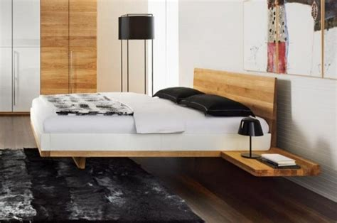 Solid Walnut Bedroom Furniture Contemporary Solid Walnut Bedroom Furniture Set Riletto By Team7 Home Design Inspiration