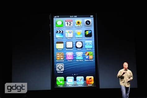update prl iphone 5 att iphone 5 gets official 4 inch retina display and more