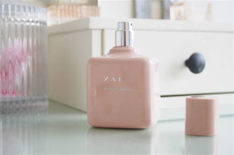 Parfum Zara Joyful Tuberose box zara joyful tuberose perfume review