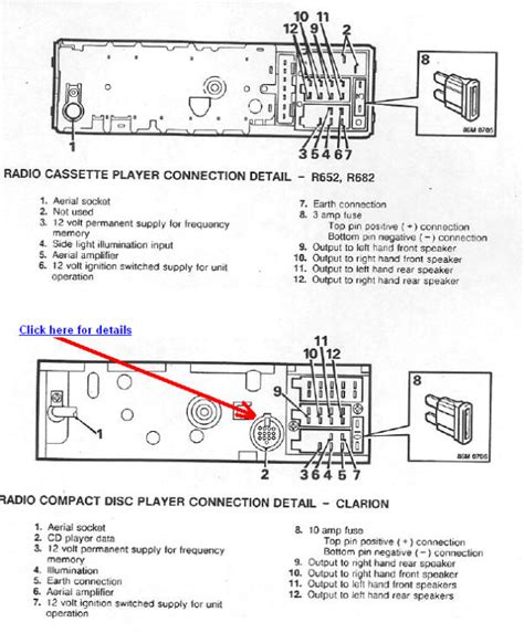 range rover car radio stereo audio wiring diagram