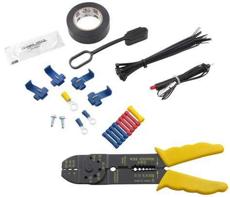 trailer wiring installation kit wiring hm51010