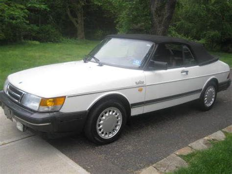 find used 1988 saab 900 turbo convertible only 48718