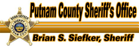 Putnam County Sheriffs Office putnam county sheriff s office sheriff brian s siefker ottawa ohio