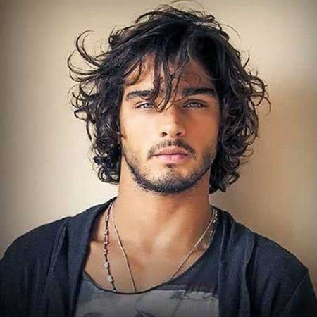 New Curly Hairstyles for Men 2013   Mens Hairstyles 2018
