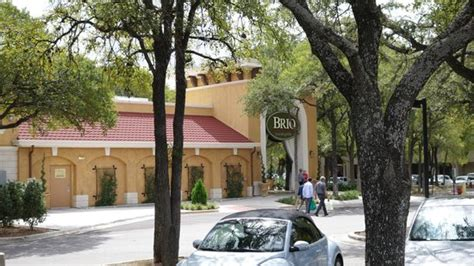 brio tuscan grille the greene excellent shopping all around the restaurant picture of
