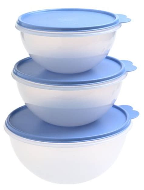 Compact Bowl High 2pcs Tupperware tupperware 3 wonderlier bowl set best buy best food savers sales product