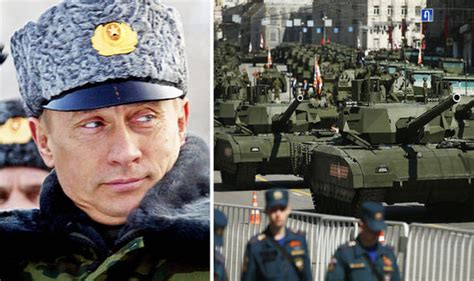 vladimir putin military putin launches massive military operation amid fears