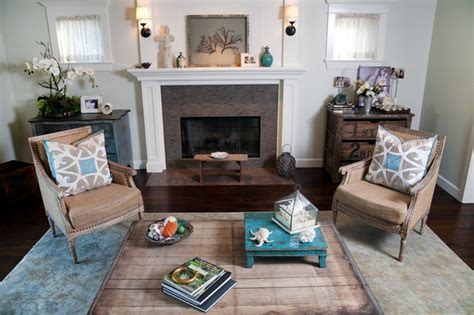 relaxed living room ideas family relaxed style house rustic living room los angeles by darci goodman design