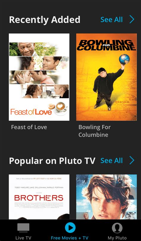 pluto tv apk free apps for