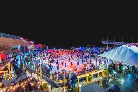 harbourfront centre natrel rink