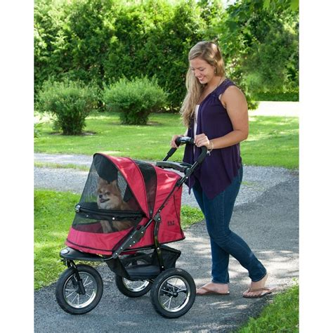 Rugged Stroller by Jogger No Zip Pet Stroller Rugged