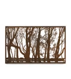 Decorative Wrought Iron Fence Panels Metal Garden Art Studio Entanglements Metal