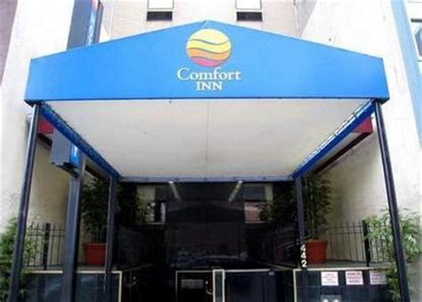 Comfort Inn 36th New York by Comfort Inn Javits Center New York Deals See Hotel