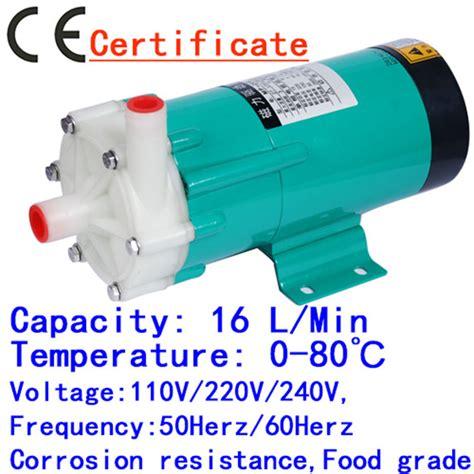Pompa Aquarium Kapasitas Besar centrifugal impeller water mp 15rn 60hz 220v magnetic