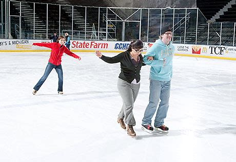 Cabin Skating by Cabin Fever Some Suggestions For Things To Do On Cus The Record