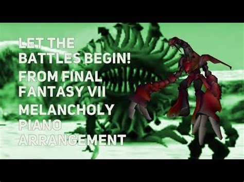 Fighting Talk Let The Battle Begin by Tpr Let The Battles Begin Fighting Ffvii Battle Theme