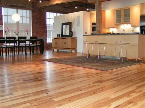 room to hickory wood hickory hardwood flooring