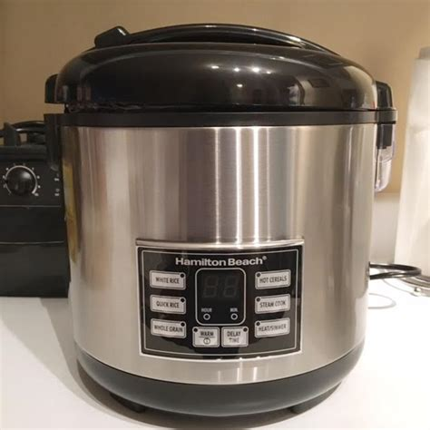 Rice Cooker National ago used national srsh10rn rice cooker create simple