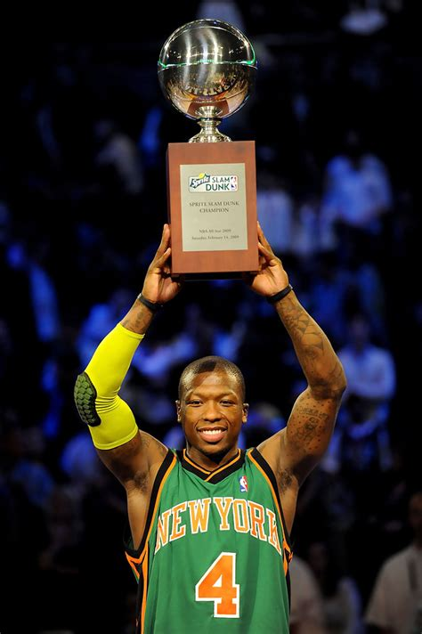 nate robinson   slam dunk contest zimbio