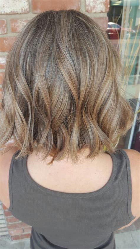blonde highlights for dark short hair 25 best ideas about dark blonde hair on pinterest dark