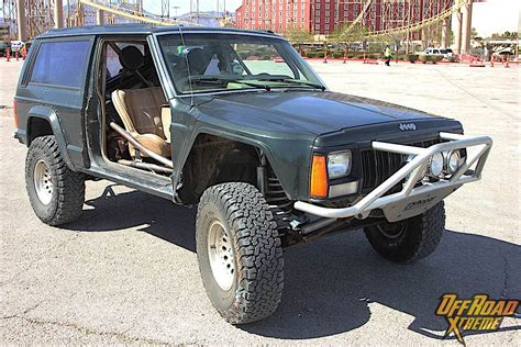 Jeep Xj Taking Indestructible To The Next Level Jeep Xj
