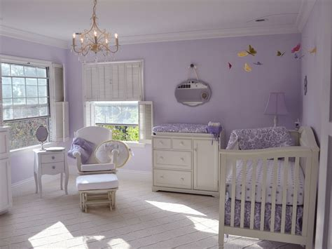 17 lavender nursery ideas