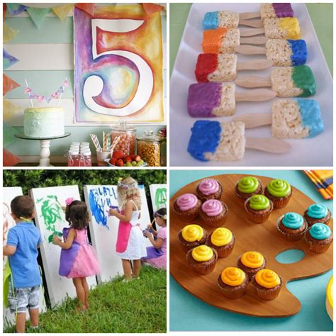 cute birthday party ideas for kids