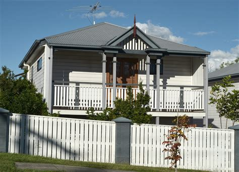 Raised Bungalow House Plans makeover renovation on a queenslander brisbanepainters