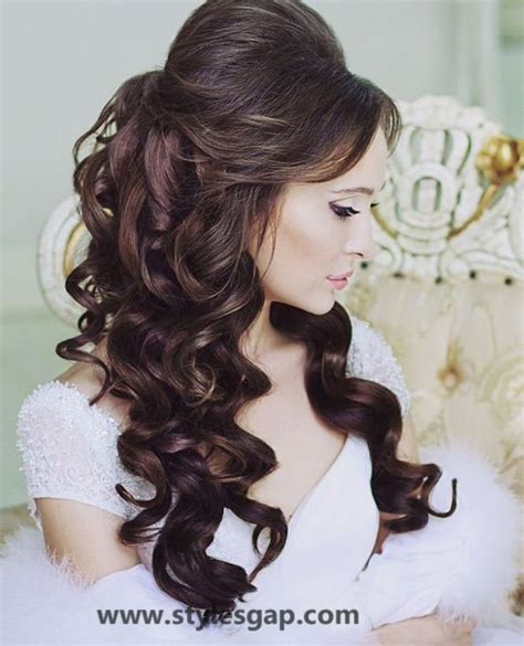 hairstyles for long hair eid beautiful latest eid hairstyles collection 2017 2018 for women