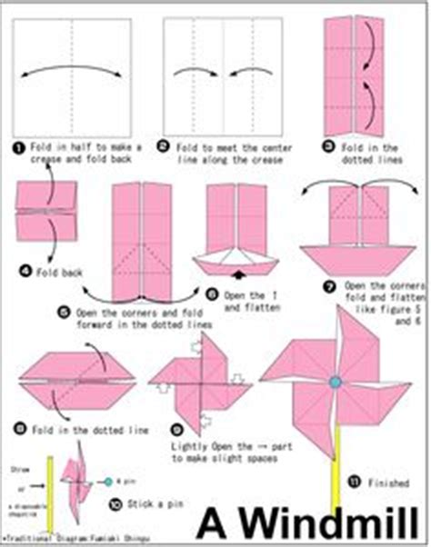 How To Make Windmills Out Of Paper - 1000 ideas about paper windmill on a2