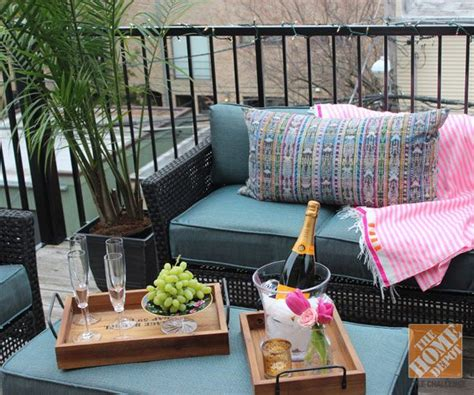 apartment patio ideas best 25 apartment patio decorating ideas on pinterest