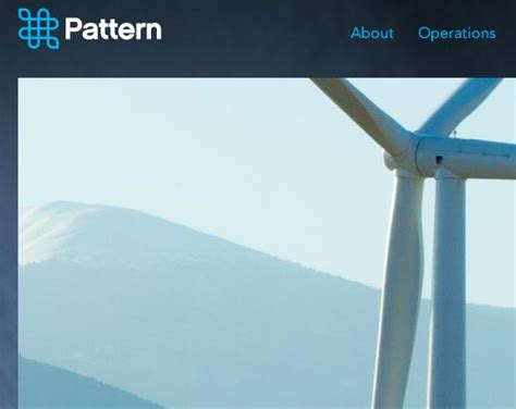 pattern energy lp pattern energy partners with henvey inlet wind in 300 mw